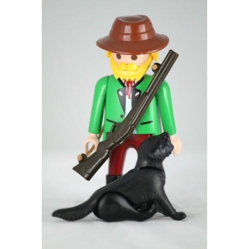 «Охотник с собакой» PM001051