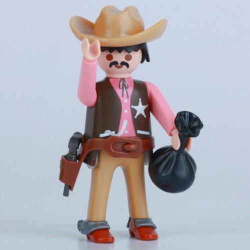 «Шериф с запада» PM001055