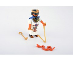PM001113 Египтянин со змеей