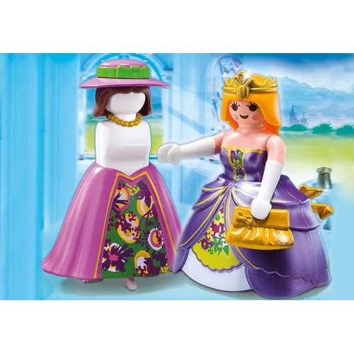 «Принцесса с манекеном» PM4781