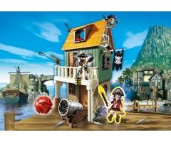 Замаскированный Пиратский Форт с Руби