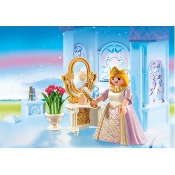 Принцесса с туалетным столиком
