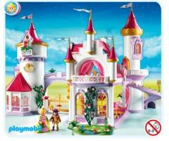 PM5142 Сказочный дворец принцессы