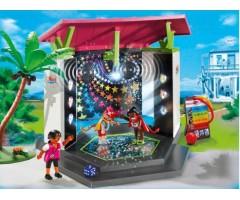 PM5266 Детский клуб с танцевальной площадкой