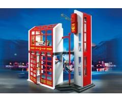 PM5361 Пожарная станция с сигнализацией