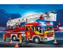 PM5362 Пожарная машина с лестницей со светом и звуком