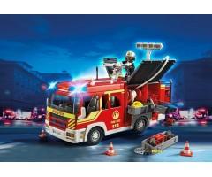 PM5363 Пожарная машина со светом и звуком