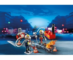 PM5365 Пожарные с водяным насосом
