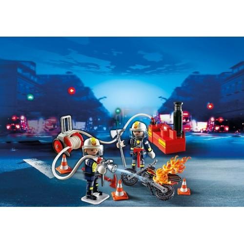 «Пожарные с водяным насосом» PM5365