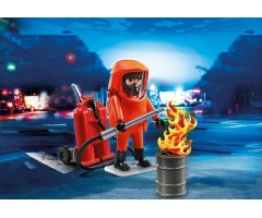 Специальные пожарные силы
