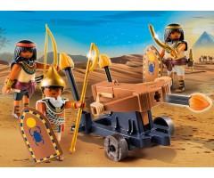 PM5388 Египетский солдат с Баллистой