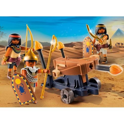 «Египетский солдат с Баллистой» PM5388