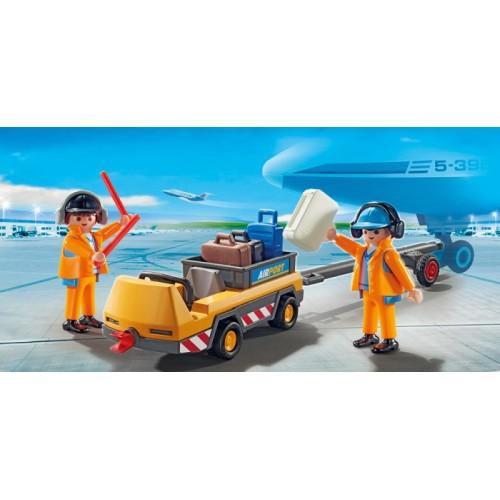 «Буксир самолета с наземной командой» PM5396