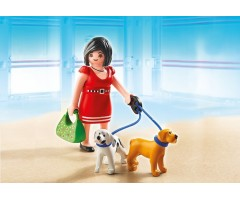 PM5490 Покупательница со щенками