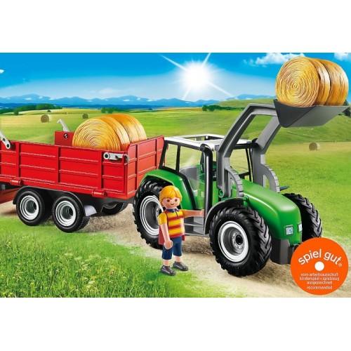 «Большой трактор с прицепом» PM6130
