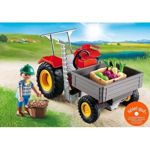 «Уборочный трактор» PM6131