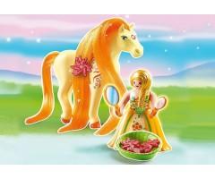 PM6168 Принцесса Санни с Лошадкой