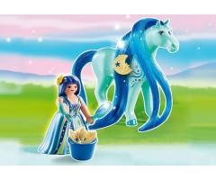 Принцесса Луна с Лошадкой