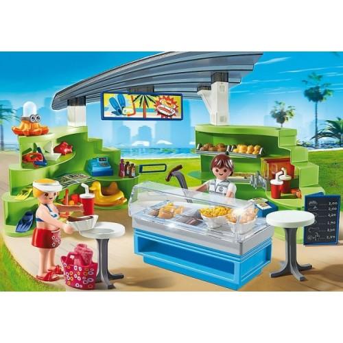 «Магазин летних товаров с закусочной» PM6672