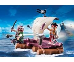 PM6682 Пиратский плот