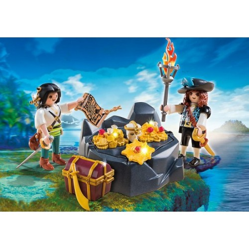 «Пиратский тайник с сокровищами» PM6683