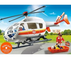 PM6686 Вертолет скорой помощи
