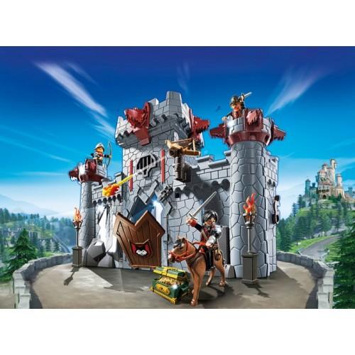 «Замок Чёрного барона Супер4» PM6697