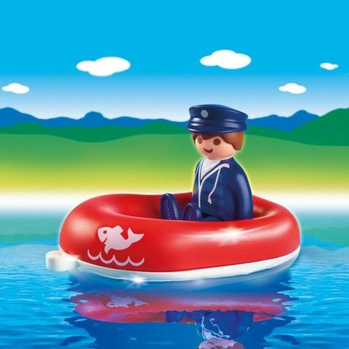 «Человек на лодке» PM6795