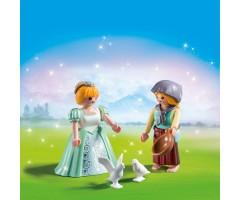 PM6843 Принцесса и служанка