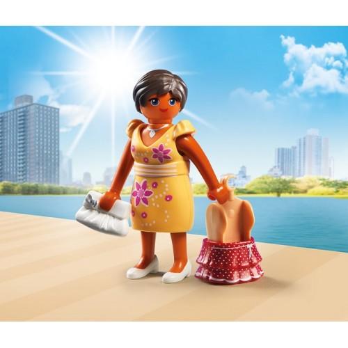 «Девушка в Летнем наряде» PM6882