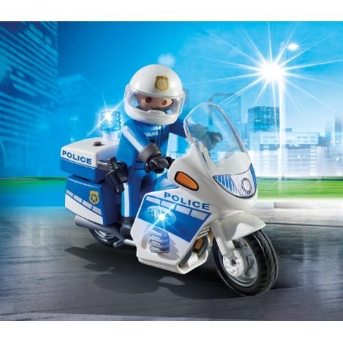 «Полицейский мотоцикл со светодиодом» PM6923