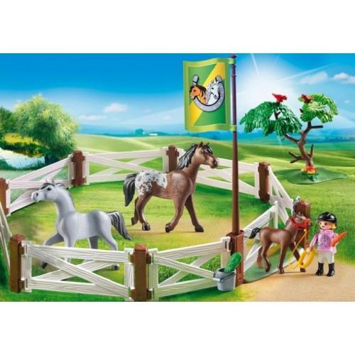 «Загон для лошадей» PM6931