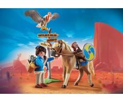 PM70072 Марла с лошадью
