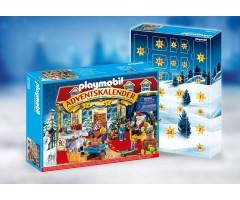 PM70188 Календарь. Рождество в магазине игрушек