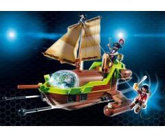 Пират Хамелион с Руби