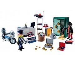 PM9007 Набор-календарь: Полицейская операция - украденные