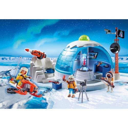 «Штаб-квартира арктической экспедиции» PM9055
