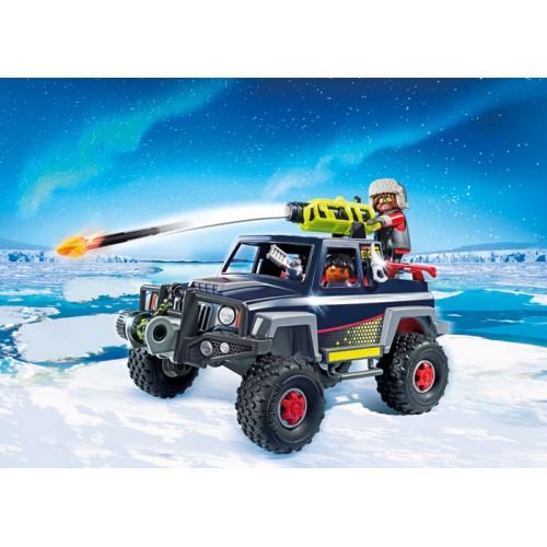 «Ледяной пират со снежным грузовиком» PM9059