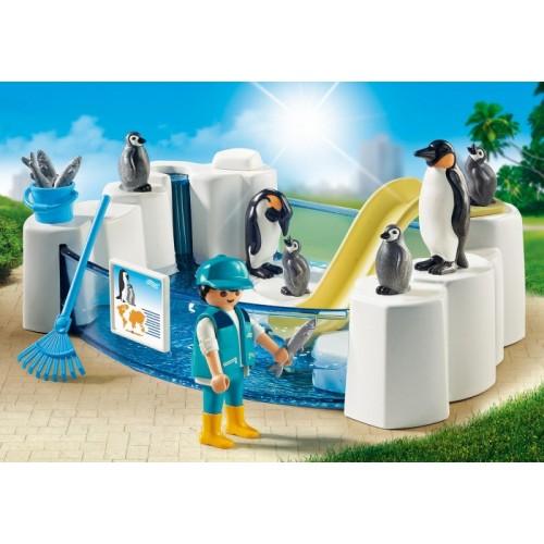 Бассейн для пингвинов