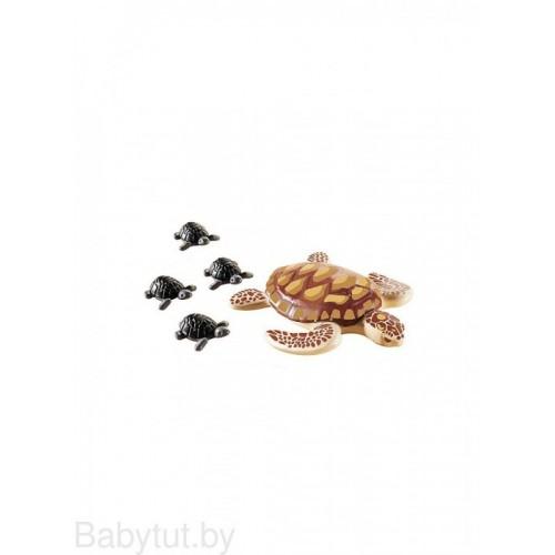 «Морская черепаха с детьми» PM9071