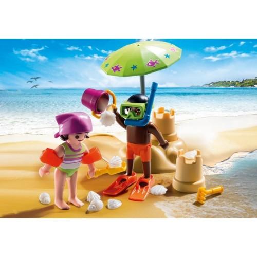 «Дети на пляже» PM9085