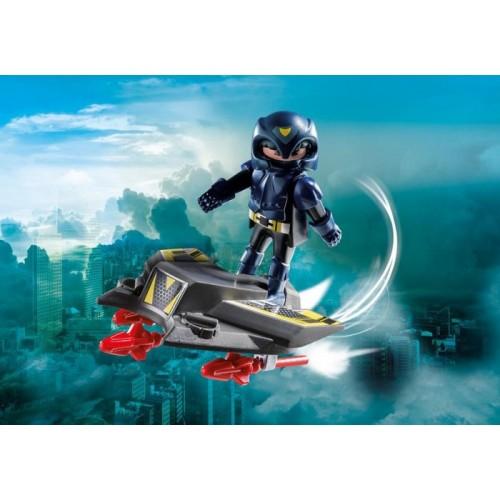 «Небесный рыцарь с самолетом» PM9086