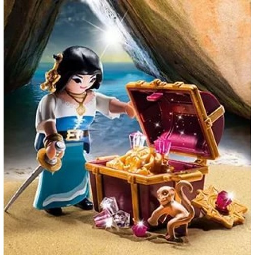 «Пират с сокровищами,» PM9087