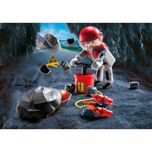 «Рок-бластер со щебнем» PM9092
