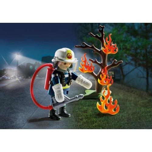«Пожарник с деревом» PM9093