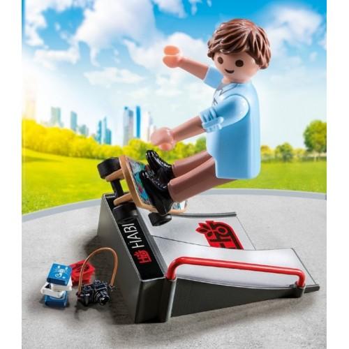 «Скейтбордист с пандусом» PM9094