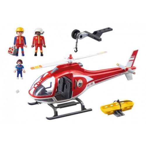«Вертолет горноспасателей» PM9127