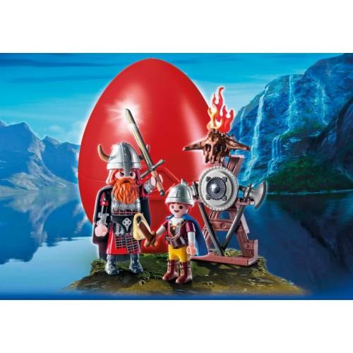«Яйцо: Викинги с щитами» PM9209