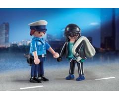PM9218 Полицейский и грабитель