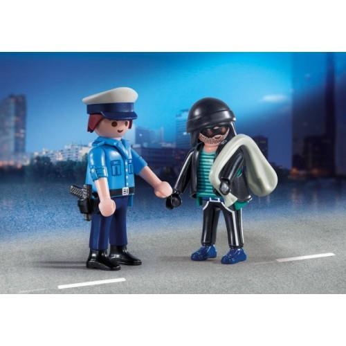 «Полицейский и грабитель» PM9218